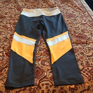 Z by Zella fancy footwork high waist leggings